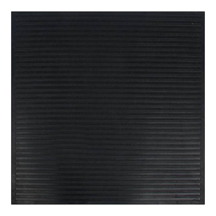 Коврик диэлектрический TDM, 750х750 мм