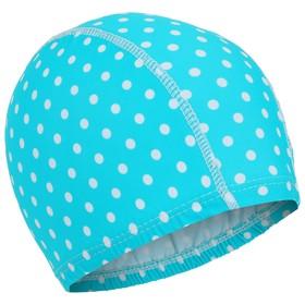 Шапочка для плавания, подростковая, цвета МИКС Ош