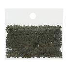 Стразы для алмазной вышивки, 10 гр, не клеевые, круглые d=2,5мм 3011 Khaki Green DK