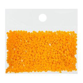 Стразы для алмазной вышивки, 10 гр, не клеевые, круглые d=2,5мм 972 Burnt Orange LT Ош