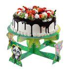Подставка под торт «Лучшие друзья», зверята