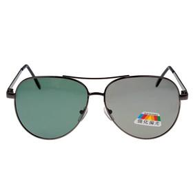 Очки солнцезащитные 'Мастер К.', поляризационные, 5.5 х 14 см, микс Ош