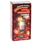 Набор для создания гелевых свечей «Цветочное сияние»