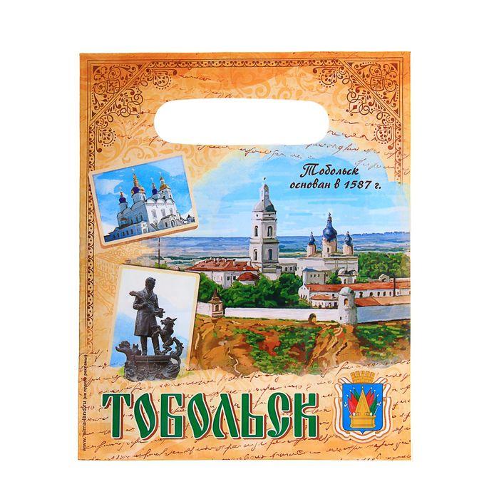 Пакет подарочный Тобольск