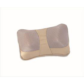 Массажная подушка BM-HT037, с ИК-прогревом, роликовая