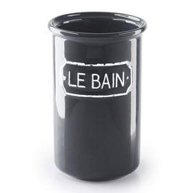 Стакан для зубных щеток Le Bain gris