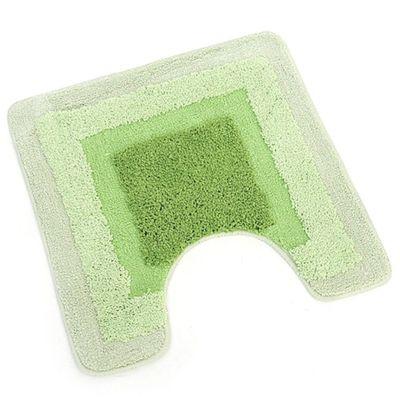 Коврик для туалета 50x50 см Belorr green