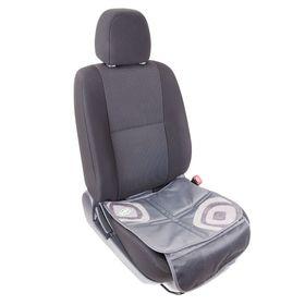 """Защитная накидка """"Смешарики"""", под детское кресло, на сиденье, цвет серый, SM/COV-010 GY/GY"""