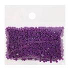 Стразы для алмазной вышивки, 10 гр, не клеевые, круглые d=2,5мм 550 Violet VY DK