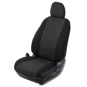 Авточехлы жаккард на Nissan QASHQAI II 2014- (шт), набор