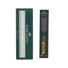 Грифели для цанговых карандашей 2.0 мм Faber-Castell TK® 9071 2B, 10 штук (для 4600,9400,9500)