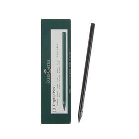 Карандаш чернографитный (цельнографитовый) Faber-Castell PITT® Graphite Pure 2900, HB