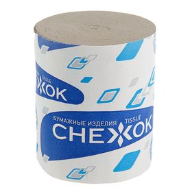 Туалетная бумага 'Эконом', 27 метров, 1 слой Ош