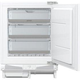 Морозильная камера Korting KSI 8259 F, встраиваемая, класс А+, 86 л, белая Ош