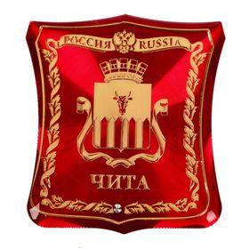 Магнит-герб «Чита» Ош