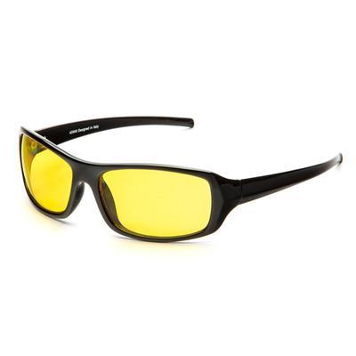 Водительские очки SPG «Непогода | Ночь» premium, AD048 черные