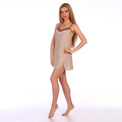 Сорочка женская, цвет МИКС, размер 46