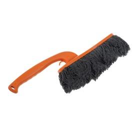 Щётка для удаления пыли, автомобильная, 34 см, микрофибра, поворотная ручка 360 градусов Ош