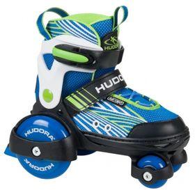 Роликовые коньки раздвижные Skating My First Quad Boy, размер 30-33