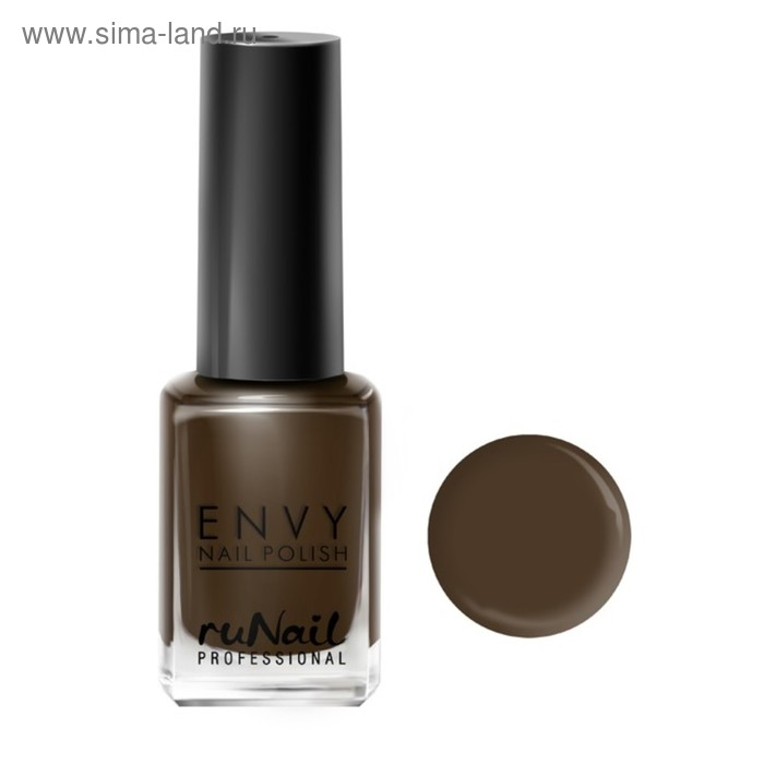 Лак для ногтей RuNail Envy №2417, матовый, 12 мл