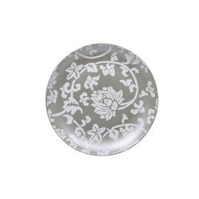 Тарелка десертная «Джапан Деним Сильвер», 22 см