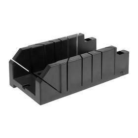 Стусло TUNDRA comfort, 310х120 мм, 0, 45, 90 и 225°, с двумя эксцентриками, пластиковое Ош