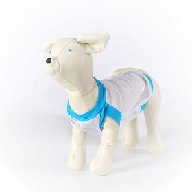Майка OSSO для собак из сетки, размер 20 (ДС 17-18 см, ОГ 30-32 см) Ош