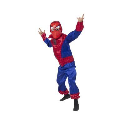 Карнавальный костюм «Человек-паук», текстиль, р. 34, рост 134 см