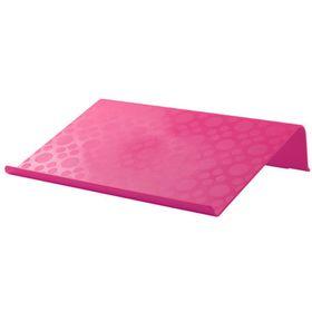 Подставка для ноутбука, цвет розовый БРЭДА Ош