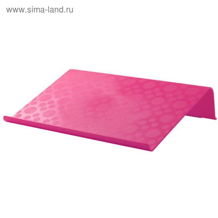 Подставка для ноутбука, цвет розовый БРЭДА