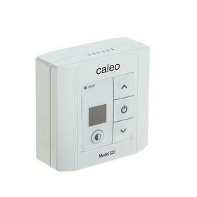 Терморегулятор CALEO 520, светодиодный, 2000 Вт, белый