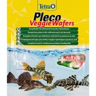 Корм Tetra Pleco Veggie Wafers для рыб, 15 г.