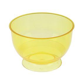 Креманка без крышки жёлтая, 200 мл Ош