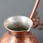 Кофеварка медная «Сказка Востока», 200 мл - Фото 2