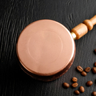 Кофеварка медная «Утро Востока», 350 мл, съёмная ручка - Фото 3