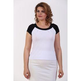 Джемпер женский, размер 40, цвет белый