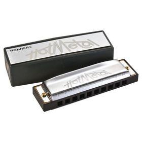 Губная гармошка Hohner M57203x Hot Metal D-major