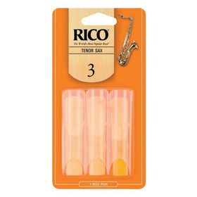 Трости для саксофона тенор Rico RKA0330 размер 3.0, 3шт