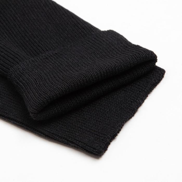 Носки мужские, размер 25, цвет МИКС