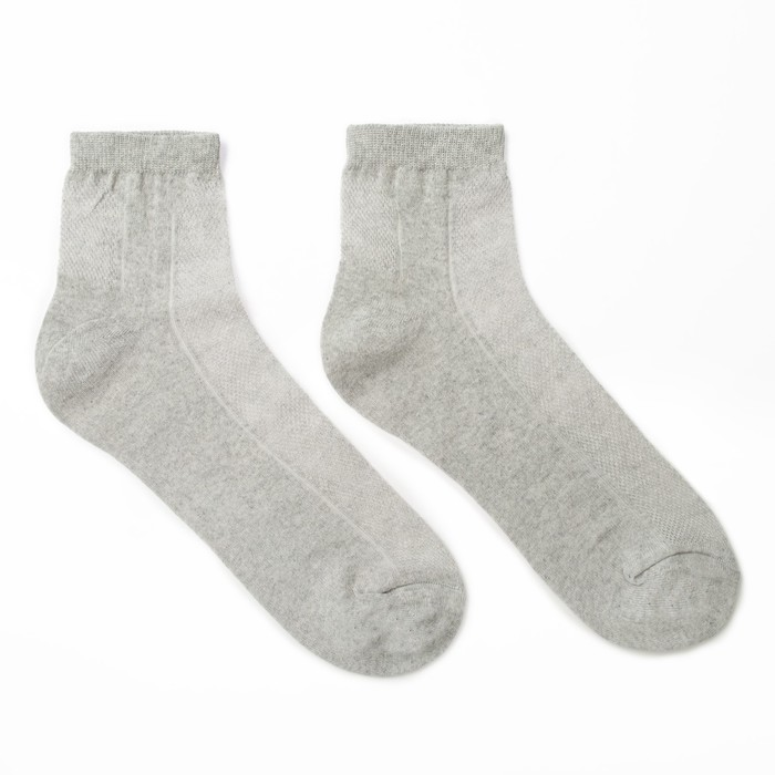 Носки мужские, цвет МИКС, размер 27