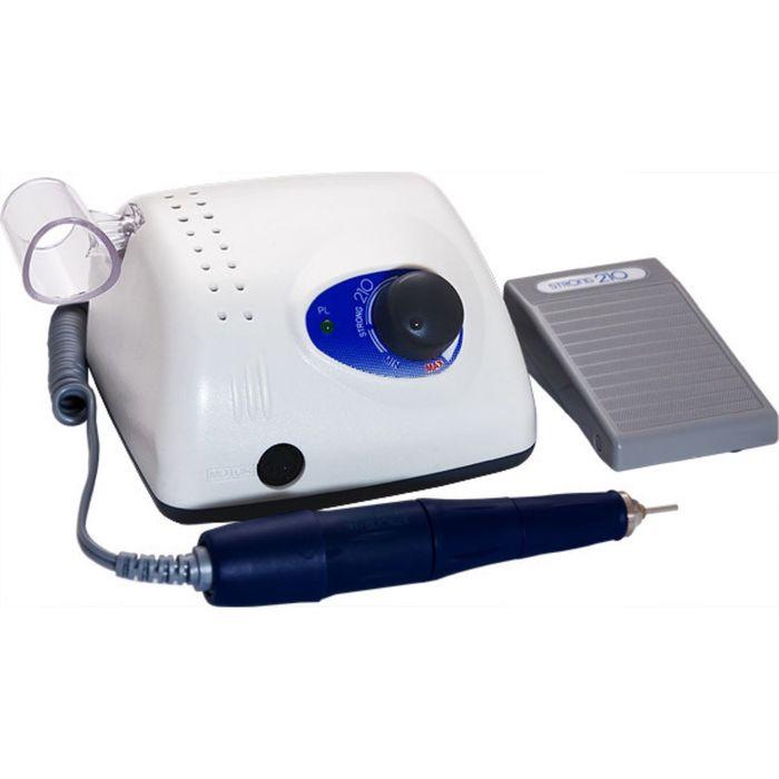 Аппарат для маникюра и педикюра Strong 210/105L, 65 Вт, 35 000 об, с педалью, с сумкой