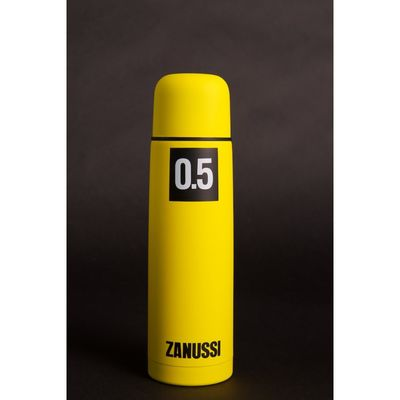 Термос желтый 500 мл - Фото 1