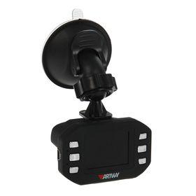 Видеорегистратор Artway AV-338, 1,5' TFT, обзор 120°, 1920х1080 FHD Ош
