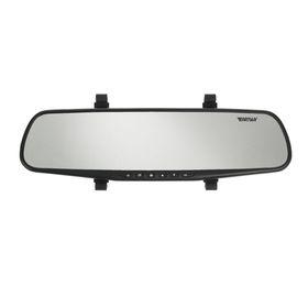 Видеорегистратор зеркало Artway AV-610, 2,4' TFT, обзор 90°, 1280х720 HD Ош