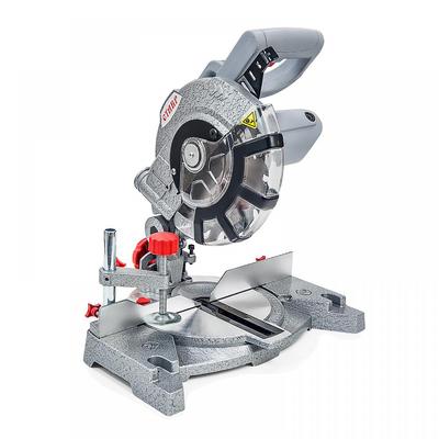 Пила торцевая Ставр ПТ-210/1400М, 1400Вт, 5000об/мин, диаметр диск 210х25,4мм