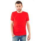 Футболка мужская арт.FM0110101011 цвет красный, р-р 50-52 (XL)