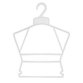 Вешалка контурная 28,5*36, цвет прозрачный, матовый Ош