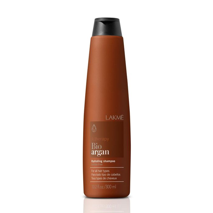 Увлажняющий шампунь Lakme K.Therapy Bio Argan hydrating, 300 мл