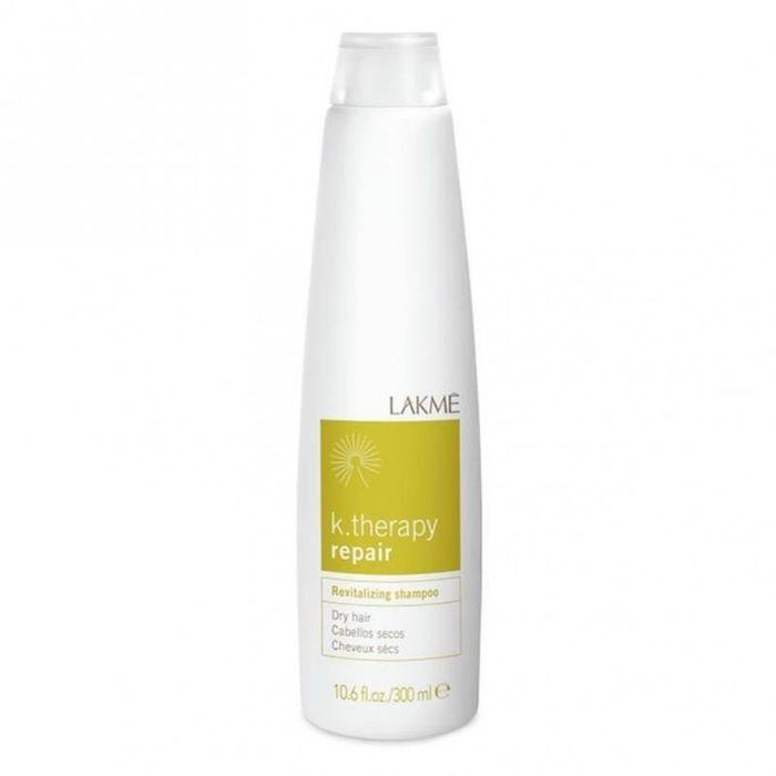 Восстанавливающий шампунь для сухих волос Lakme K.Therapy Repair, 300 мл