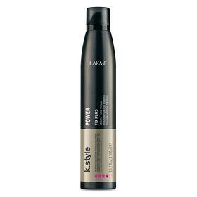 Мусс для укладки волос экстра сильной фиксации Lakme K.Style Fix Plus Power, 300 мл